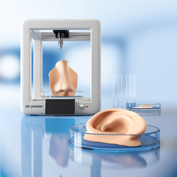 3D bioprinting – from science fiction to reality?