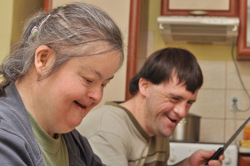 Alzheimer's in people with Down syndrome