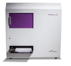 The new gold standard HTS microplate reader Pherastar FSX
