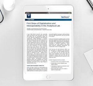 Case Study Lab Digitalisation & Interoperability