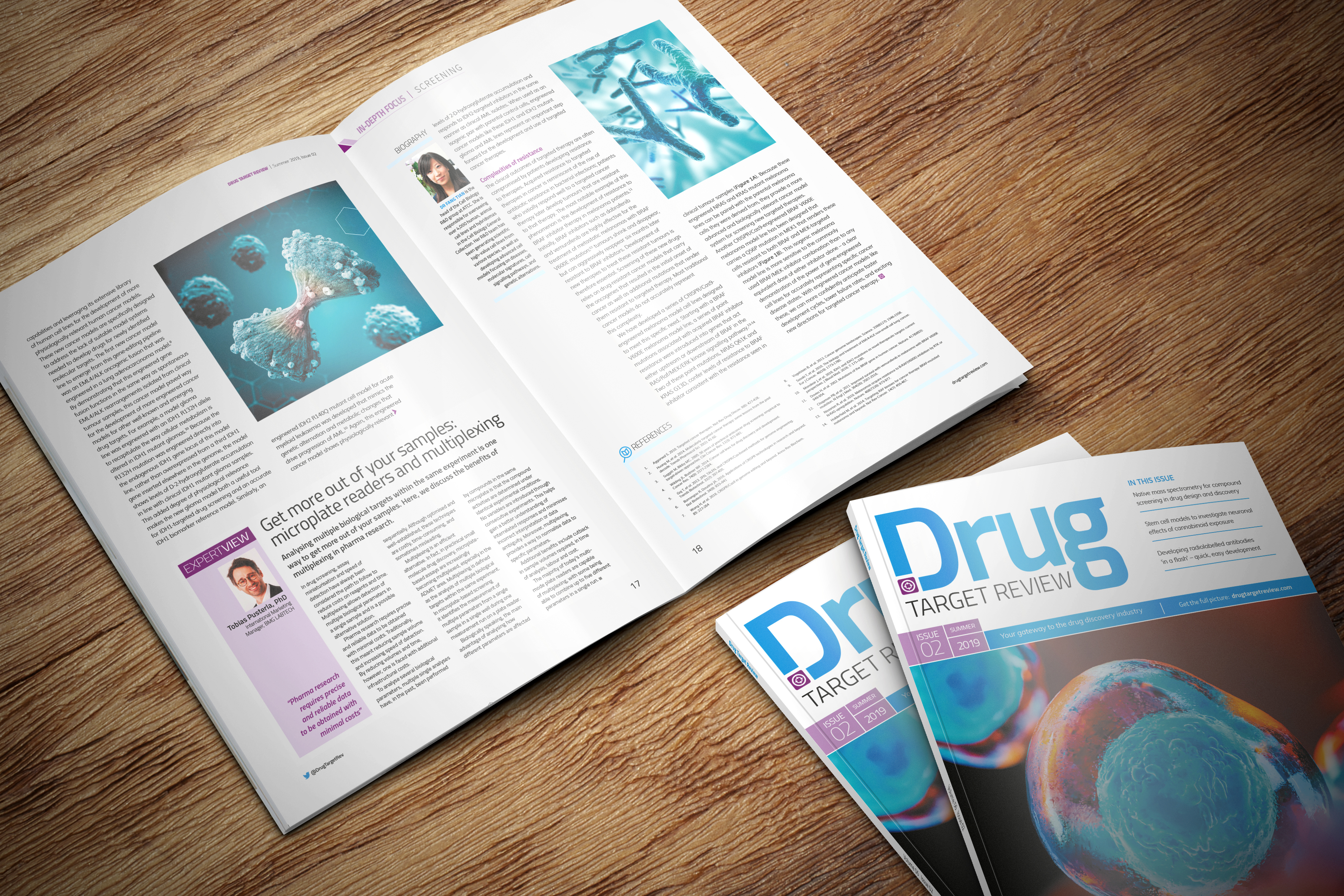 Drug Target Review Issue 2 2019