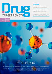 Drug Target Review issue 4 2018 cover