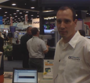 Molecular Devices interviewed at SLAS 2014