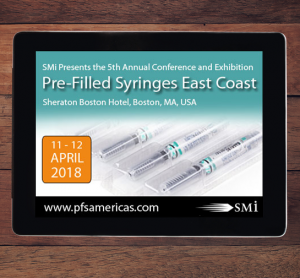 5th Annual Conference and Exhibition Pre-Filled Syringes East Coast