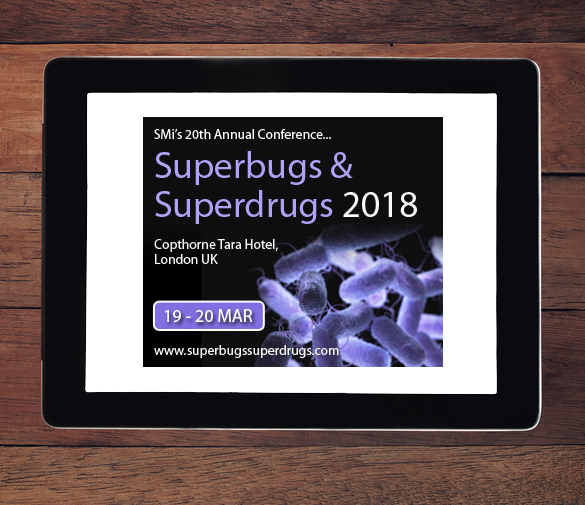 Superbugs & Superdrugs 2018