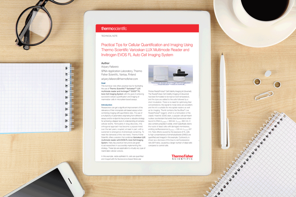 Thermo Fisher Scientific - Drug Target Review