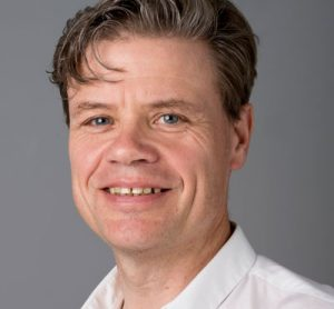 Hamish Ryder, Director of Drug Discovery at Cancer Research UK Therapeutic Discovery Laboratories