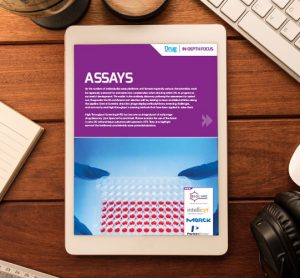 Drug Target Review #1 2018 Assays In-Depth Focus