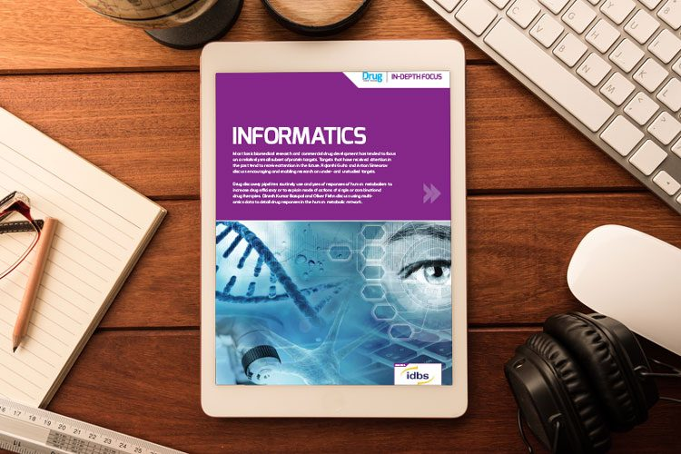 Drug Target Review issue 1 2018 Informatics In-Depth Focus