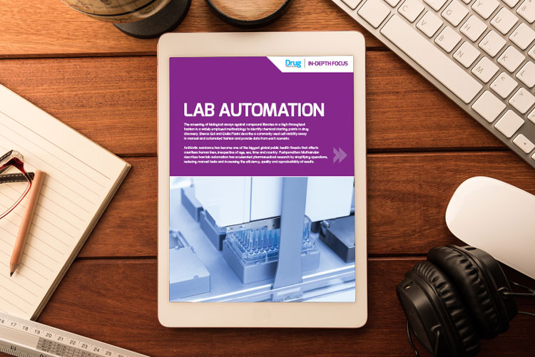 Lab automation In-Depth Focus issue 1 2018