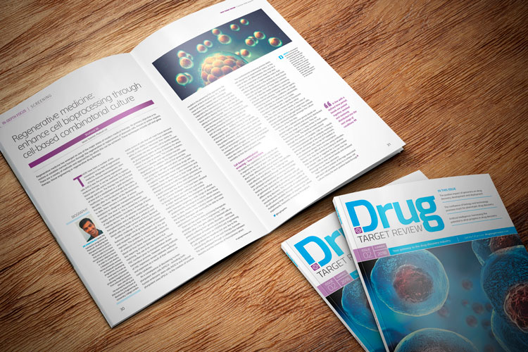 Issue 2 2018 Drug Target Review magazine