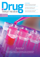 Drug Target Review issue 3 2017 front page