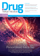 Drug Target Review - Issue #4 2016 - Front cover