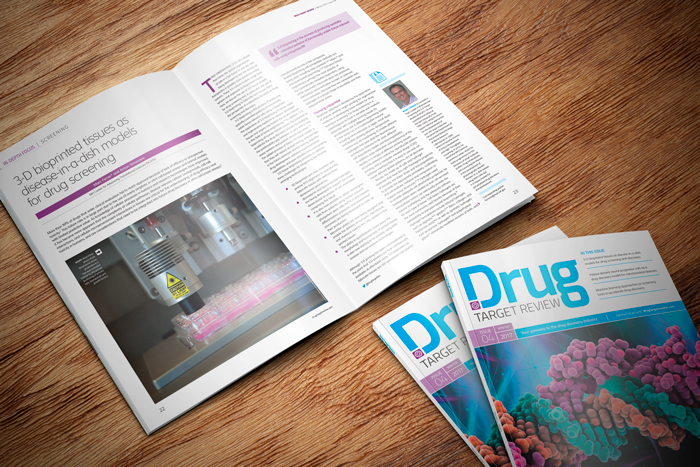 Drug Target Review - Issue #4 2017