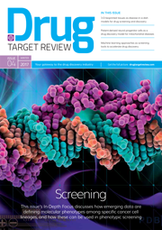 Drug Target Review issue 4 2017 cover