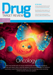 drug target review 1 2019 cover