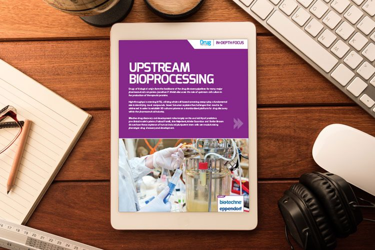 Upstream Bioprocessing In-Depth Focus 2018